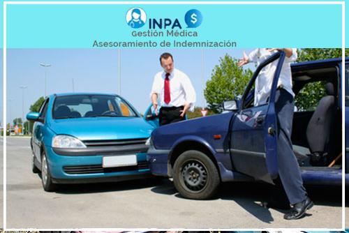 qué hacer después de accidente de tráfico