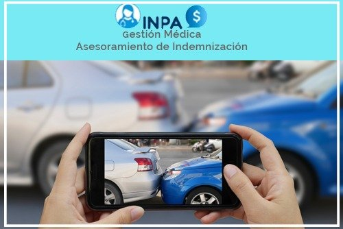 caso de accidente construido
