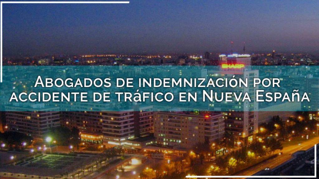 abogados accidente trafico Nueva España