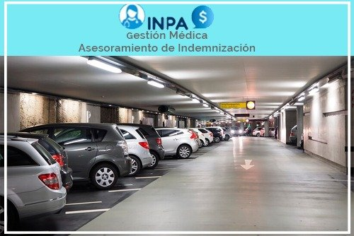 abogados para accidente de estacionamiento