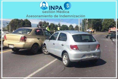 abogado para accidente de trafico menor