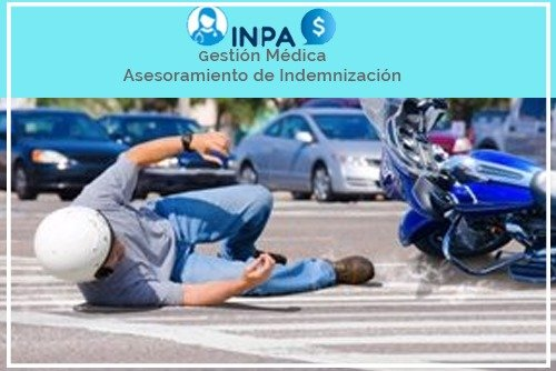 indemnizacion por accidente fatal de motocicleta