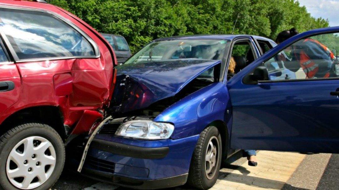 accidente de tráfico familiar