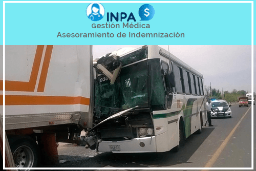 abogado para accidentes de autobuses