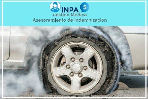 defectos de los neumáticos