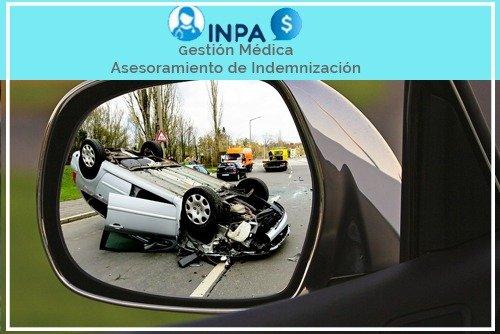 reclamaciones por accidente de tráfico