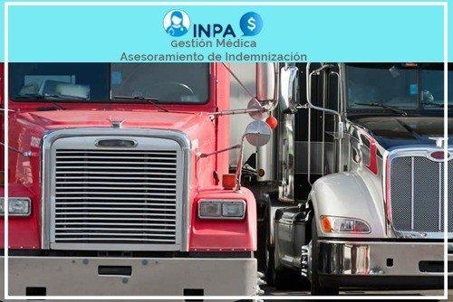 indemnizacionr por accidentes de camiones